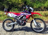 CRF250L Project Bike
