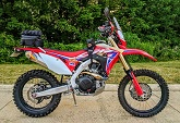 CRF450L Project Bike