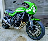 Z900RS Cafe Project Bike